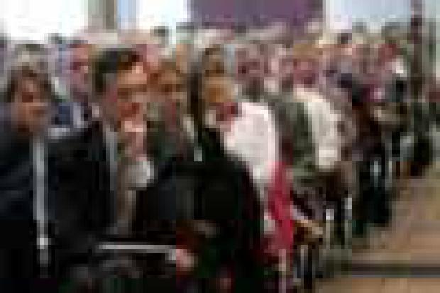 Relacja z konferencji z cyklu Małe i średnie w Unii Europejskiej - Poznań, 20.09.2004