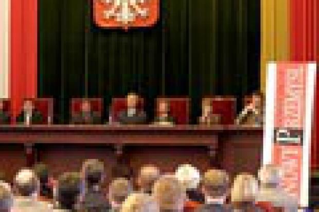Relacja z konferencji z cyklu Małe i średnie w Unii Europejskiej - Łódź, 15.11.2004