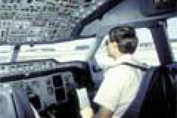 Prezes jak pilot