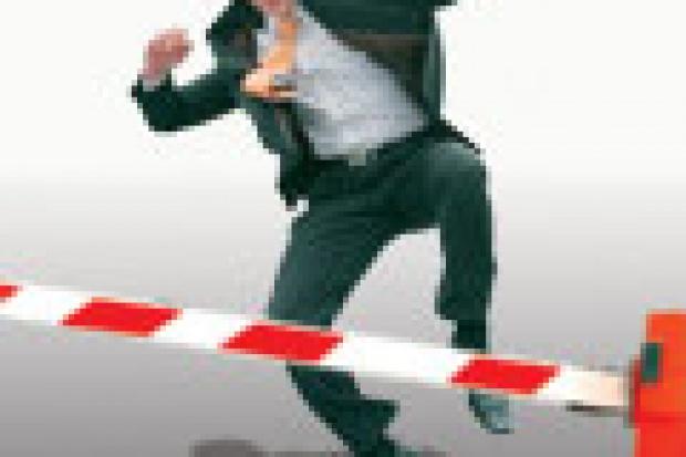 Przedsiębiorczość z przeszkodami