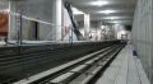 Warszawa: budowa stacji metra Marymont w obiektywie