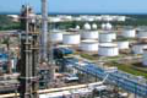 Logistyka - klucz do nafty