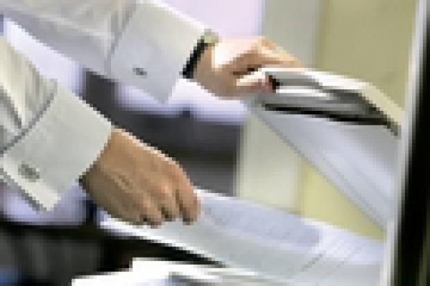 Zarządzanie: skan zamiast papieru