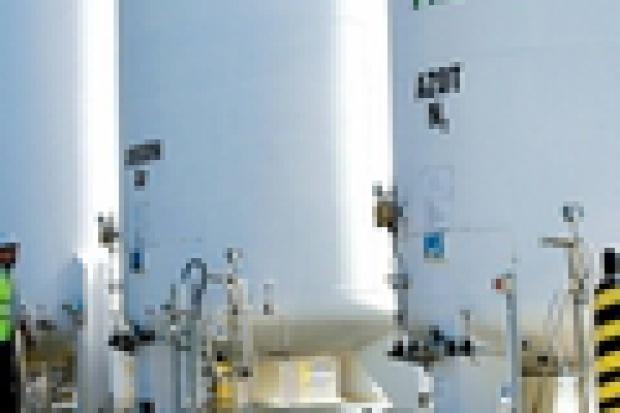 Hossa na rynku gazów technicznych