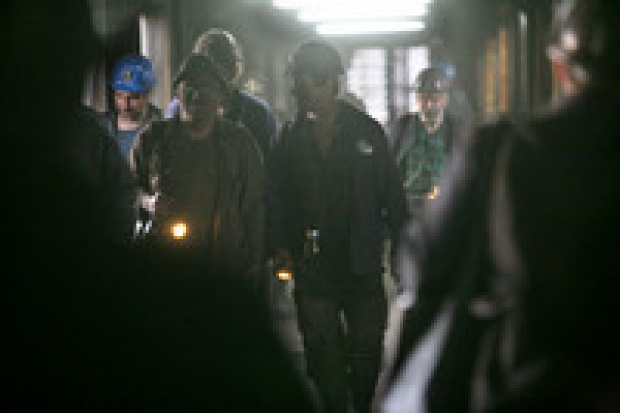 Strajk górników w RPA
