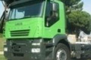 Metanowa ciężarówka