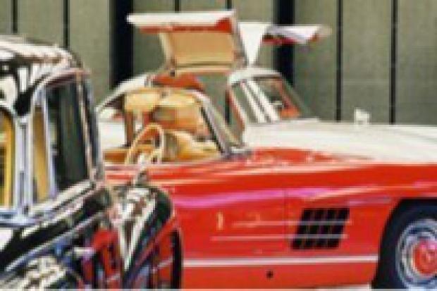 Klasa, czar i elegancja - zlot zabytkowych Mercedesów