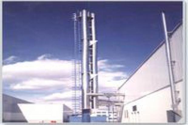 Większa fabryka systemów kominowych w Żarach