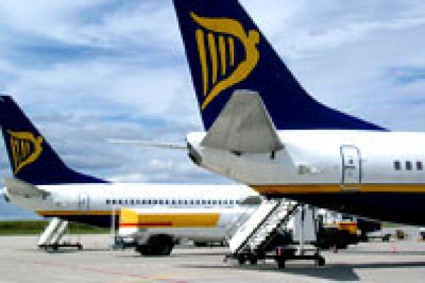 Ryanair chce stworzyć w Polsce trzy bazy