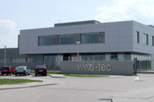 Wezi-Tec rozbuduje fabrykę w Legnicy