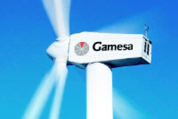 Gamesa wybuduje farmę wiatrakową