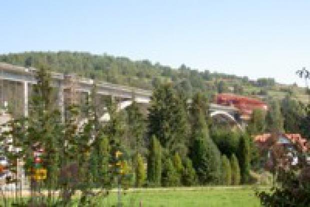 Droga: Bielsko - granica ze Słowacją - kontynuacja