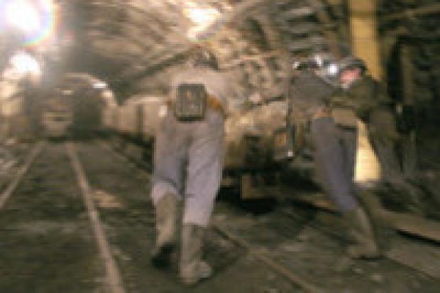 Bardzo ważny - harmonogram działań w górnictwie