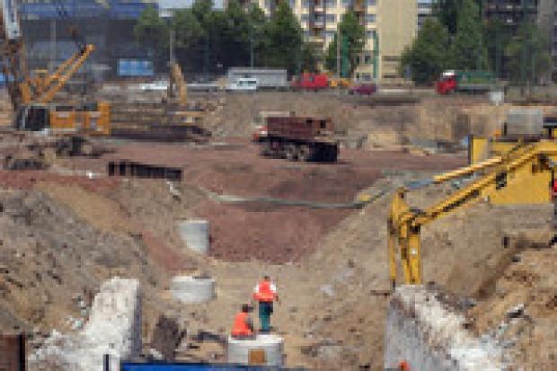 Braknie unijnych środków na budowy