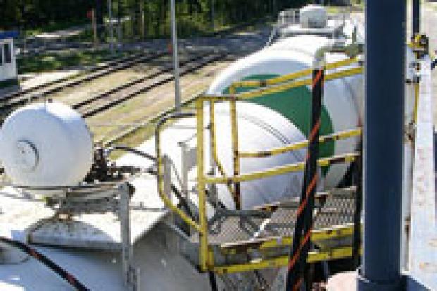 Gazowa wojna pomiędzy CTL Logistics a PKP Cargo