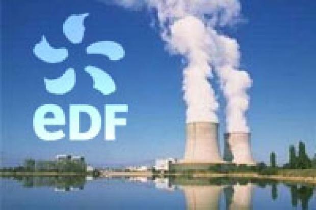 EDF najcenniejsza we Francji