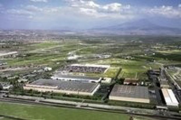 DaimlerChrysler rozważa rozbudowę fabryki