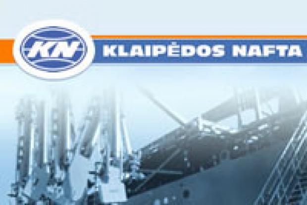 Klaipedos Nafta może współfinansować rurociąg Kłajpeda-Możejki