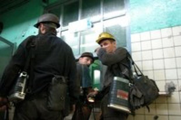 Ustawa górnicza najwcześniej w październiku