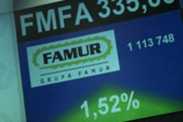 Grupa Famur: akcje za 1 grosz