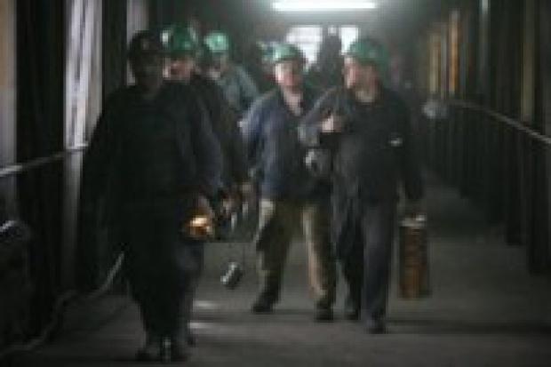 Górnicy otrzymają nagrody z zysków spółek węglowych