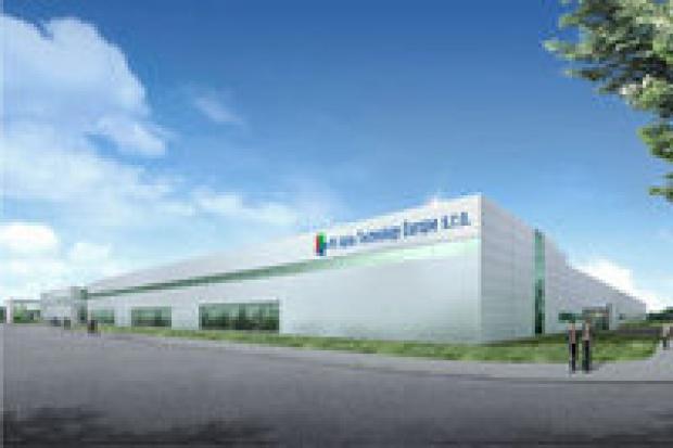 Czechy: IPS Alpha Technology otwiera fabrykę LCD