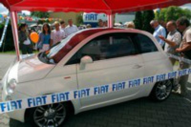 W 2007 roku 50-60 tys. fiatów 500
