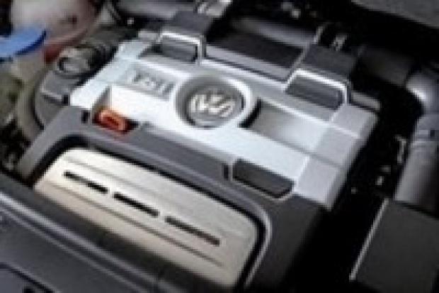 Błysk geniuszu: downsizing w VW