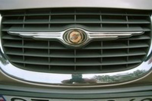 Nie ma pieniędzy na Chryslera