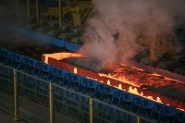 Ruszyła nowa walcownia ArcelorMittal