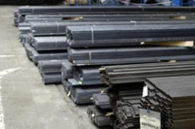 Rosną zyski z chińskiej stali