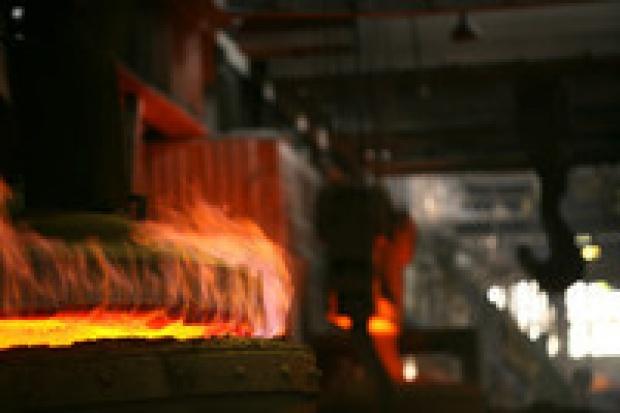 Przetasowania w stali