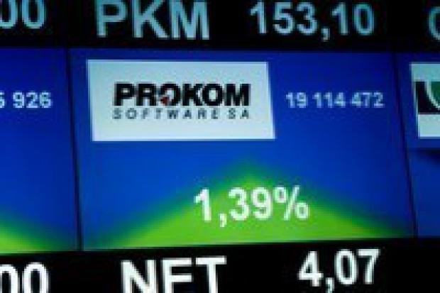 Pachnie fuzją w grupie Prokomu