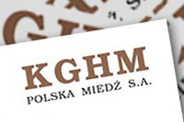 KGHM: spadek zysku i podniesienie prognozy