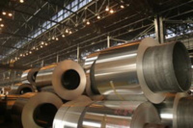 Nippon Steel w Brazylii