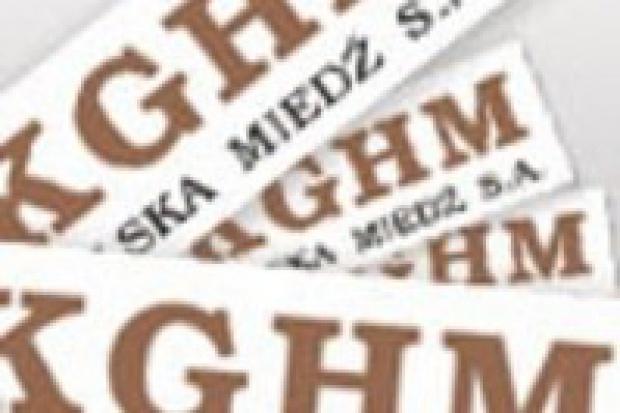 KGHM zarobił 1030,49 mln zł w II kwartale