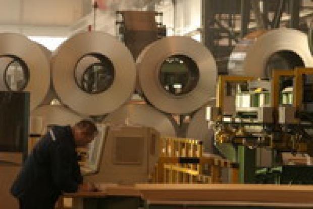 Strajk unieruchomił hutę Aluminium Konin
