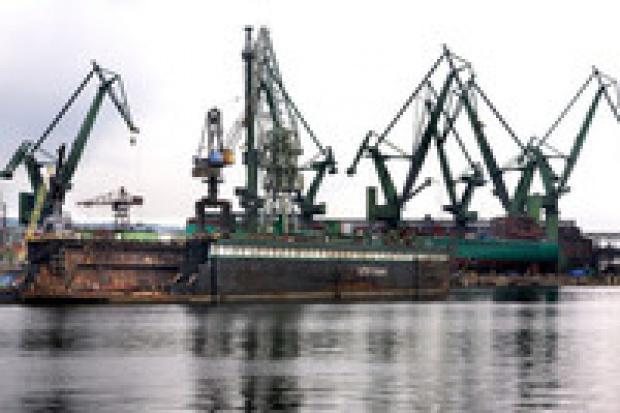 Stocznia Gdańska zamknie pochylnie