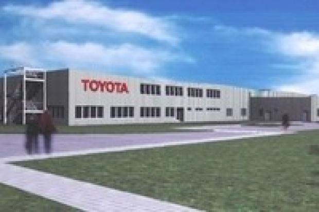 Toyota w Wałbrzychu zwiększa możliwości produkcyjne