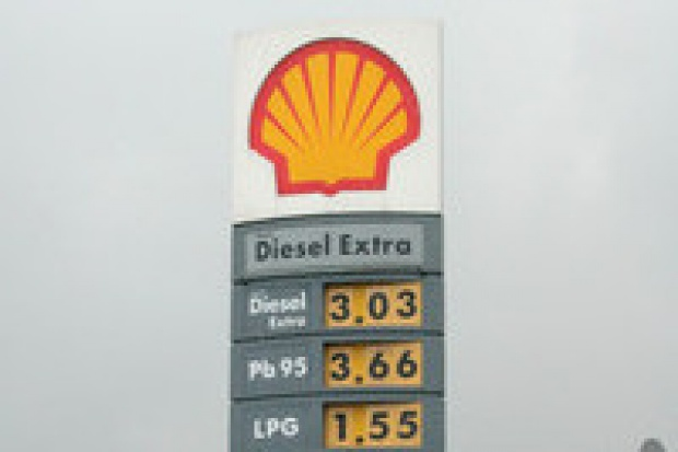 Shell wchodzi na rynek detaliczny Ukrainy