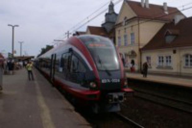 Najnowocześniejszy pociąg w Polsce