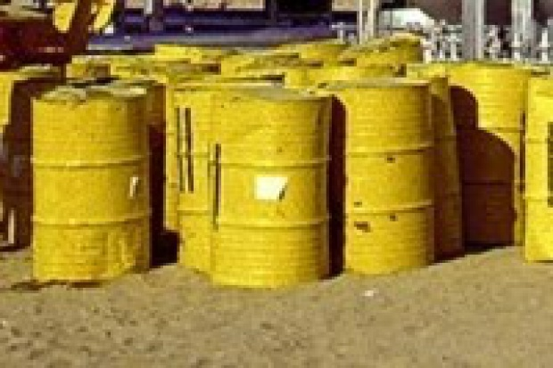 Cena ropy zmierza ku trzytygodniowemu maksimum
