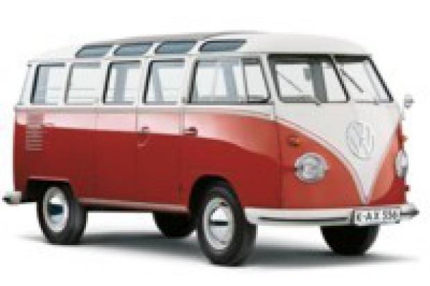 "60 lat VW ""Ogórka"" - International VW Bus Meeting"