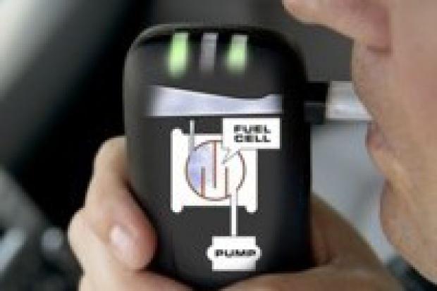 Alcoguard Volvo - alkotest zintegrowany z samochodem