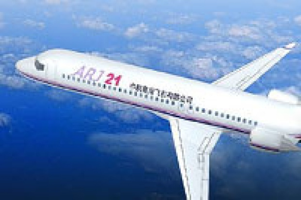 Chińczycy mają swój samolot pasażerski