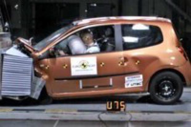 NCAP: 4 gwiazdki dla Twingo