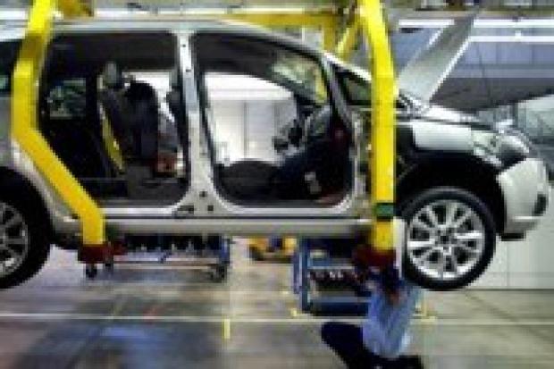 Logistyka w fabryce samochodów czyli dostawy jak w zegarku