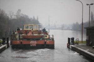 Zbyt mało transportujemy rzekami