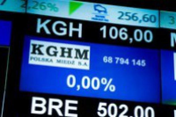 Dywidenda KGHM zablokowana przez sąd