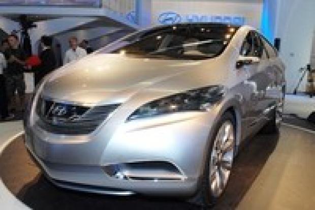 Bezspalinowy Hyundai